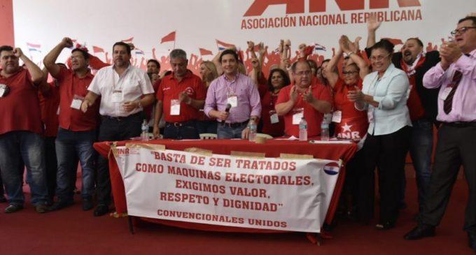 """""""Se evitará que oportunistas alquilen el partido"""": Ministro apoya cambios de estatuto de ANR"""