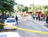 Un abatido tras tiroteo entre banda de delincuentes y la Policía