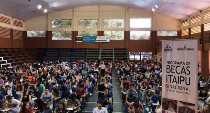 "Becas Itaipú: ""Primera vez que se denuncia"", aseguran"