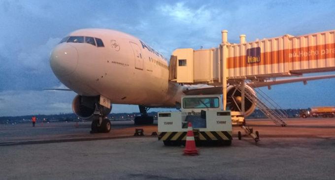 Denuncian violación de protocolo de seguridad en el aeropuerto Silvio Pettirossi