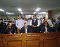 Concejales convocaron a Ferreiro pero dejaron sesión sin cuórum