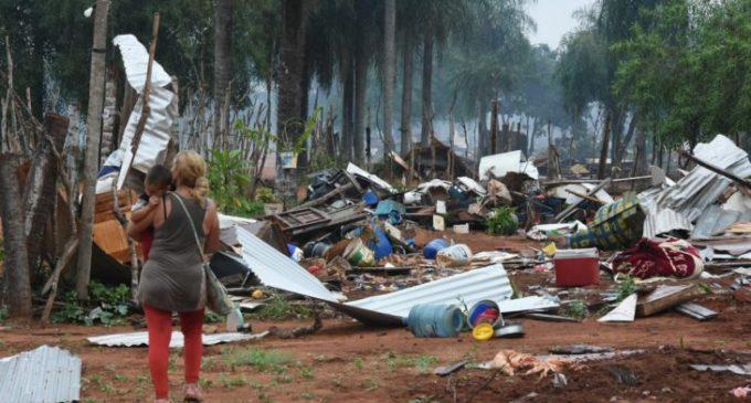 Ministerio de Desarrollo Social entregó terreno a persona desalojada