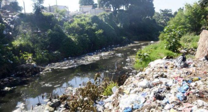 Emergencia ambiental en Asunción se debe a grave contaminación en arroyos