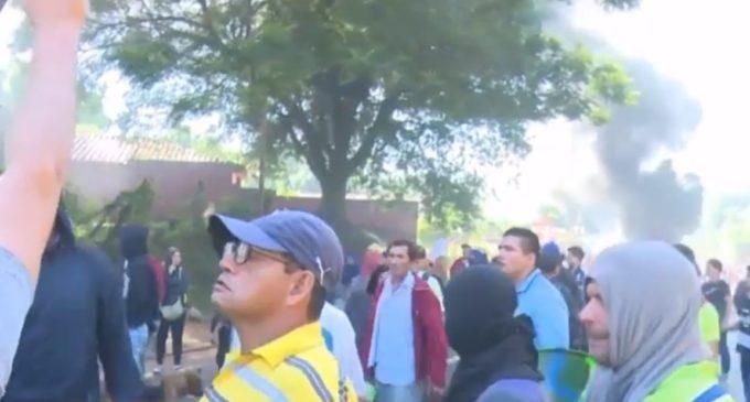 "Familias en predio de COPACO critican ""criminalización"" de ocupación"
