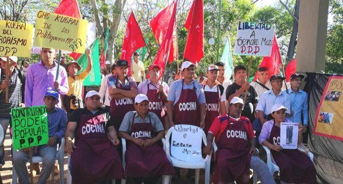 Caso Genaro Meza: Se manifestarán exigiendo liberación de supuesto miembro del EPP