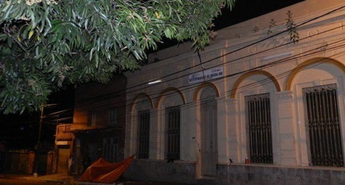 La oficina del INDI fue violentada