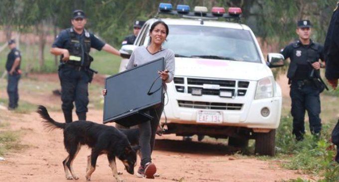 Desalojo en Luque: Equipos de protección cumplió vida útil