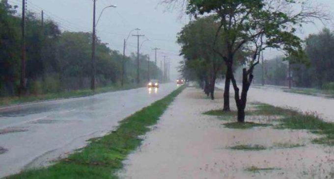 Anuncian miércoles lluvioso y con ocasionales tormentas eléctricas