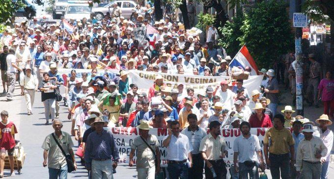 Ultiman detalles para 26ª Marcha Campesina