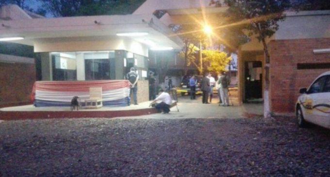 Presos se fugan del centro de Itauguá