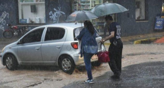 Lluvias e inestabilidad persistirán durante el miércoles