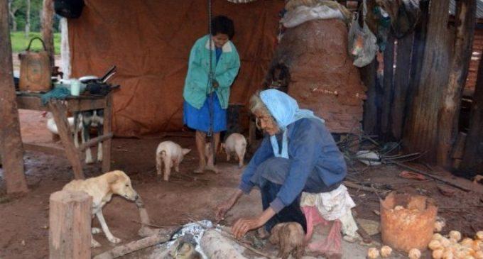 El 24,2 % de la población paraguaya está en situación de pobreza