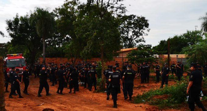 Luque: Fiscal asegura que ocupantes de predio fueron notificados