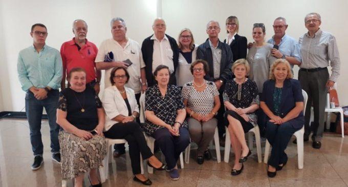 Asociación de Rusos y Descendientes del Paraguay cuenta con nuevo Presidente