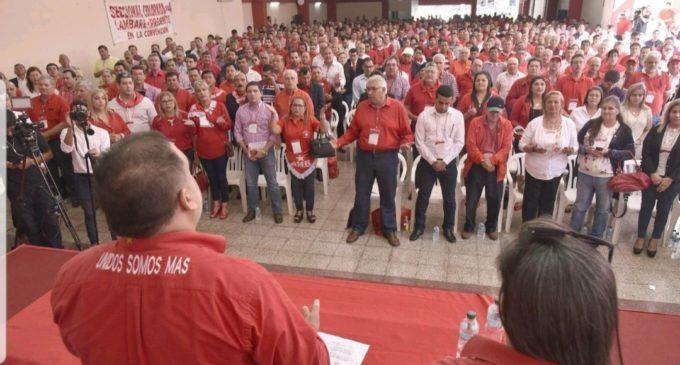 Cartismo denuncia irregularidades en convención