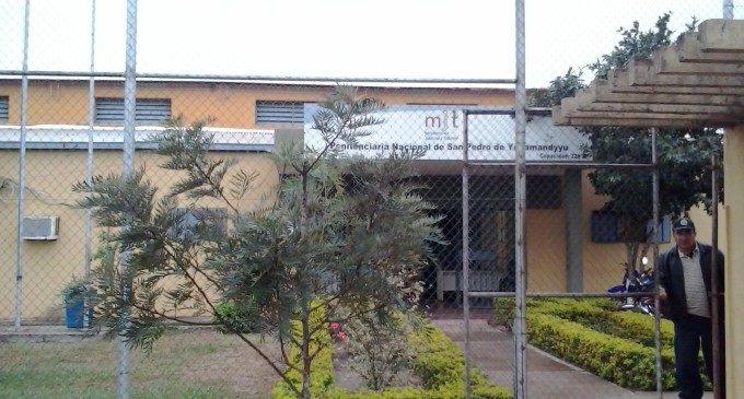 Habilitan pabellones para 400 internos en San Pedro