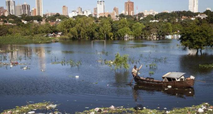 """Inundaciones en bañados: """"Lo que se debe mirar es una solución de fondo"""""""