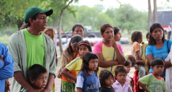 Comunidad indígena afectada por la inundación pide asistencia a autoridades