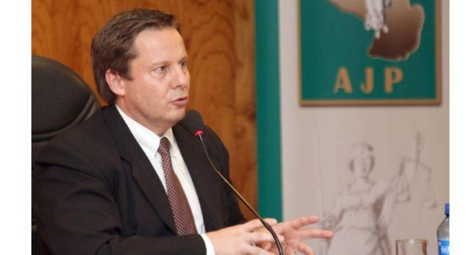Alberto Martínez Simón fue electo nuevo ministro de la Corte Suprema de Justicia