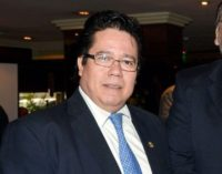 Enrique García renunció en pleno juicio en su contra