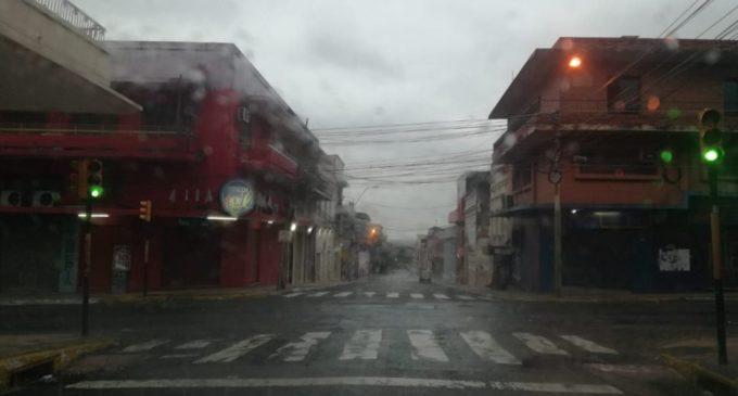 Anuncian jueves con lluvias dispersas y tormentas eléctricas