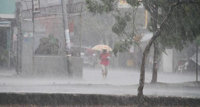 Prevalecen las lluvias hasta este viernes