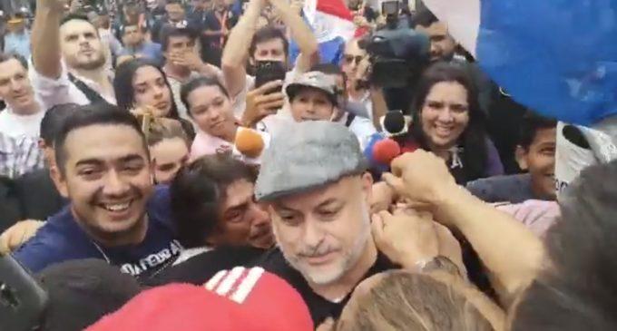 """""""A los ojos del ciudadano, Payo Cubas se ha fortalecido"""""""