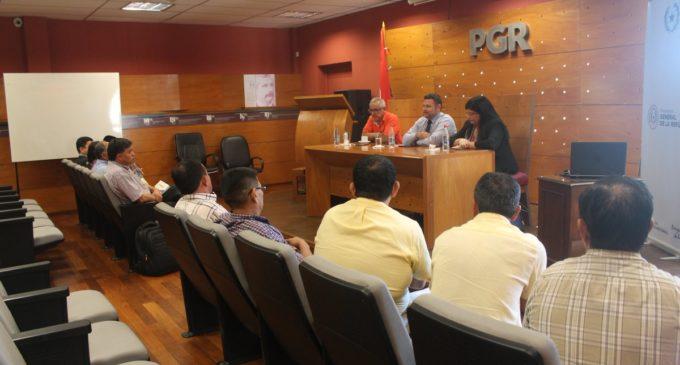 Satisfacción de campesinos tras reunión con autoridades de Poder Ejecutivo