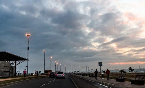 Viernes con lluvias dispersas y tormentas eléctricas, anuncia Meteorología