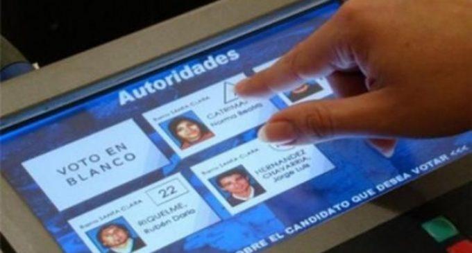 Uso de urnas electrónicas en elecciones sería inconstitucional, afirma TEDIC