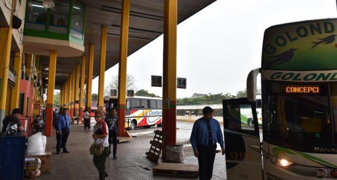 Director de Terminal de Asunción justifica mayor contratación de personal de seguridad