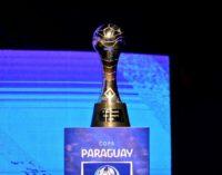 Todo listo para la Copa Paraguay 2019