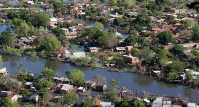 32 comunidades se hallan en constante riesgo a lo largo del río Paraguay