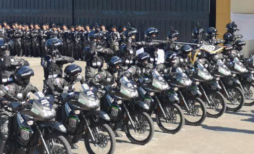 Nuevos efectivos del Grupo Lince cubrirán Asunción y Central
