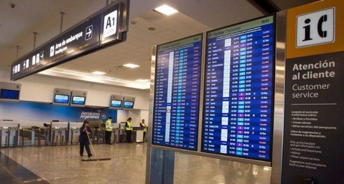 Huelga en Argentina afecta a vuelos en el Silvio Pettirossi