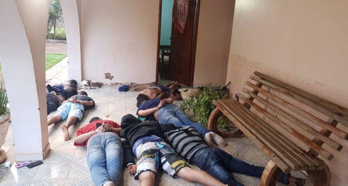 Amambay: Detienen a supuestos involucrados en múltiple asesinato