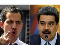 "Guaidó dice que régimen de Maduro ""está débil"" y quiso ""manipular"" con diálogo"