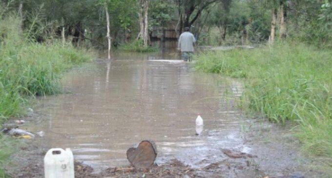 Angustiante situación de indígenas en el Chaco ante inundaciones