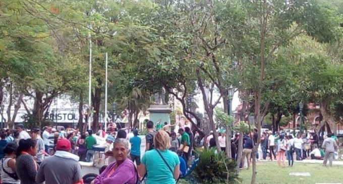 Campesinos amenazan con volver a Asunción ante incumplimiento de acuerdo