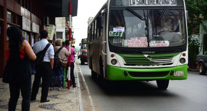 SEDECO pide denunciar si choferes han cobrado pasajes más caros antes de decreto