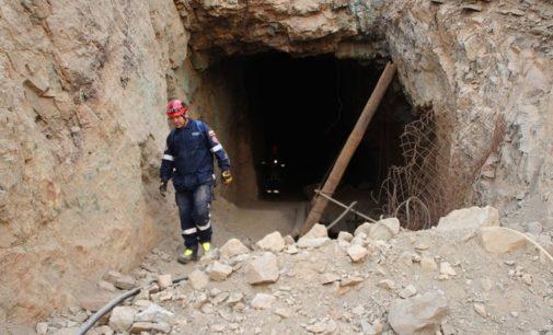 Derrumbe en mina de Chile: Un minero murió y otro sigue desaparecido