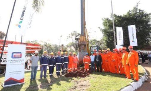 Multiviaducto de CDE será construido con empresas y trabajadores paraguayos, garantiza Itaipú
