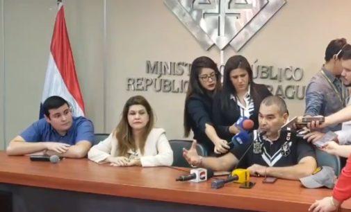 Familia Chilavert denuncia amenazas de empresario español tras pedido de orden de captura