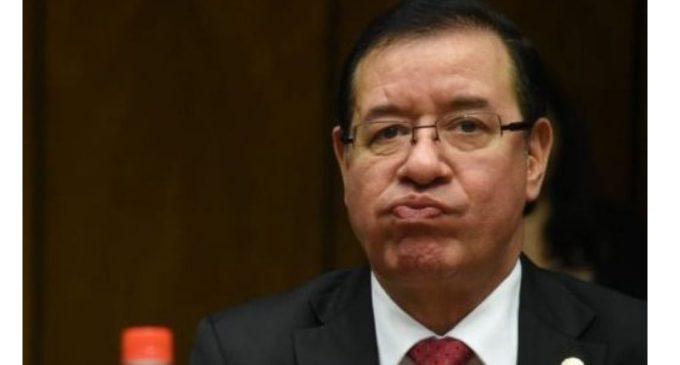 Autoconvocados de Ybycuí se manifiestan en Asunción contra Cuevas y a favor de Fiscalía