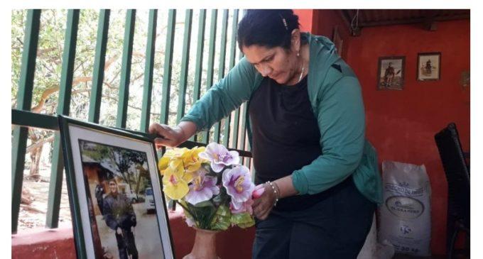 Madre de Edelio Morínigo anuncia demanda contra el Estado paraguayo