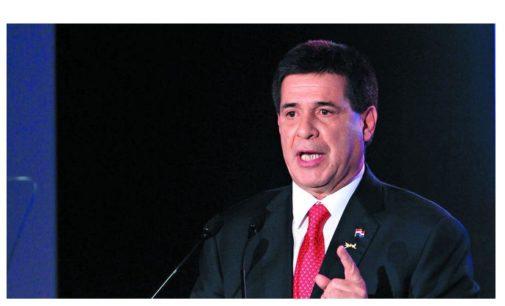 """""""Horacio Cartes no quiere ser presidente de la ANR"""", asegura diputado"""
