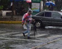 Jueves cálido y con lluvias dispersas, pronostica Meteorología