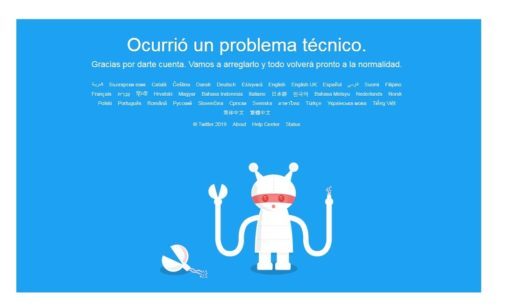 Cayó Twitter a nivel mundial: No carga ni abre