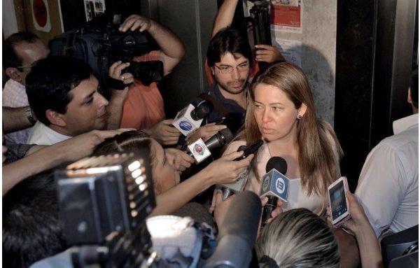 Diputada Villalba se contradijo en sus declaraciones