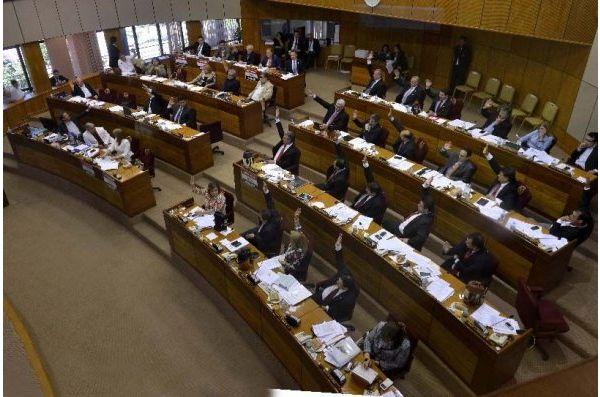 Senado archiva proyectos de desbloqueo de listas sábanas